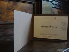 Consegnata a VIGHI la nomination per il grandesigEtico Award 2016