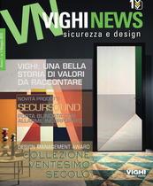 pubblicato il primo numero del magazine VIGHI NEWS