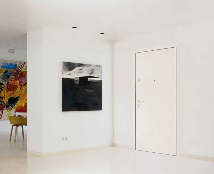 Porte blindate vighi sicurezza affidabilit design for Mainini arreda e illumina parma pr
