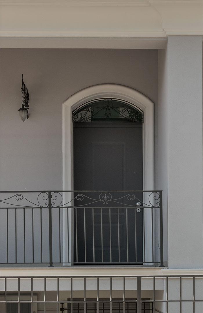 Porte blindate Vighi con serratura a cilindro - Porte blindate a una ...