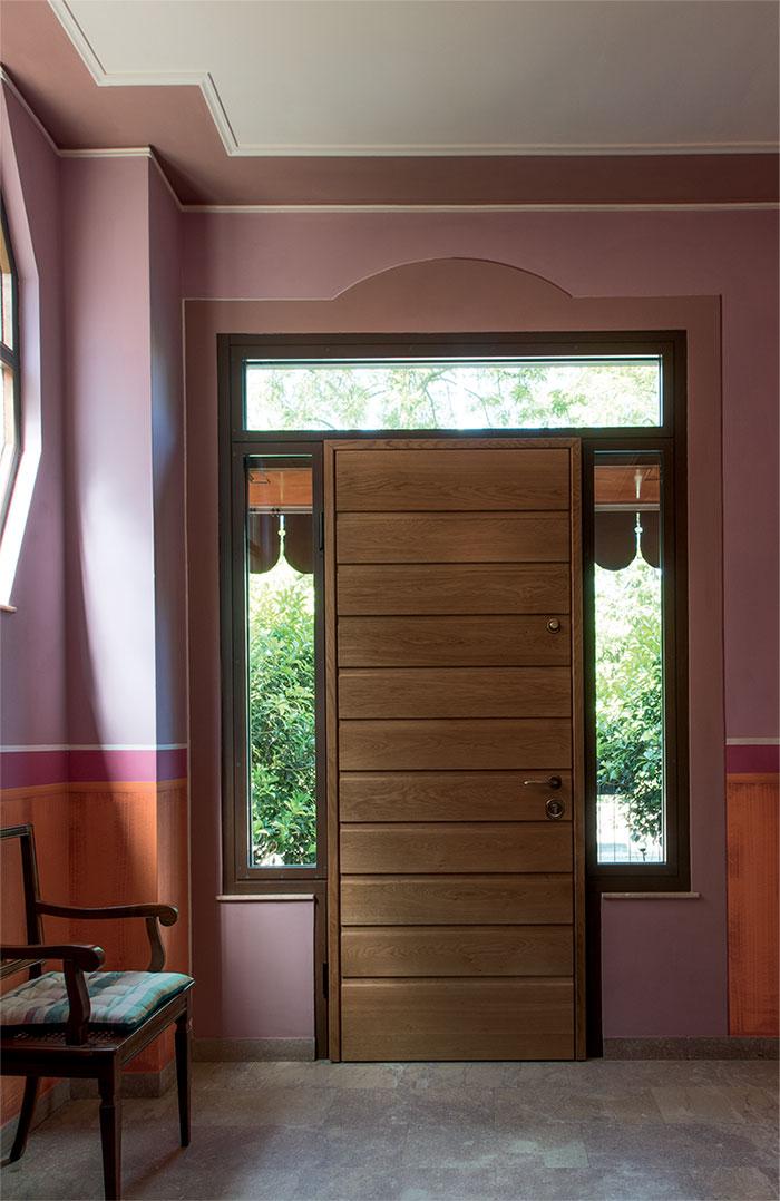 Porte blindate vighi con serratura a cilindro porte blindate a una o due ante linea top e unix - Porte e finestre blindate ...