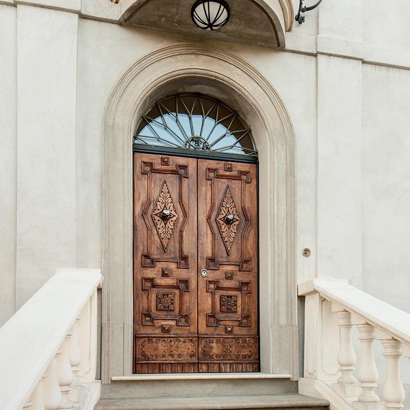 Porte blindate Vighi - porte blindate a una e due ante, porte di ...